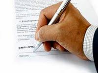 Как заключить трудовой договор со стажером