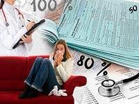 Какой процент оплаты больничного листа?