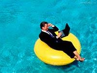 Отлагаются ли отпускные налогами
