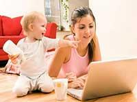 Законодательство и декрет по уходу за ребенком