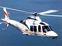 Вертолет для деловой поездки