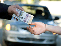 Налог на продажу автомобиля