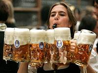 Продажа разливного пива
