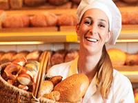 Продажа свежего хлеба