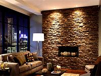 Применении декоративного камня в быту