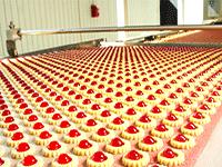 Цех по изготовлению печенья
