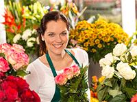 Открываем магазин цветов