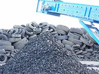 Переработанные шины