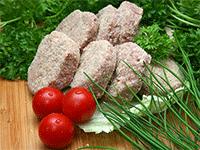 Продажа мясных полуфабрикатов