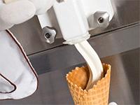 Приготовление мороженого