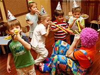 Организация праздника
