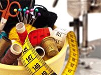 Оборудование для пошива одежды