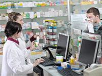Сотрудники в аптеку