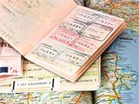 Виза для поездки в другую страну