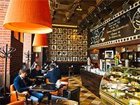 Помещение для кофейни