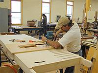 Помещение для производства мебели