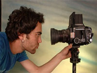 Сотрудники в фотосалоне