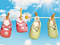 Открываем магазин обуви для детей